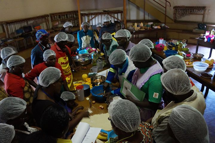 Traditional And Organic Food Processing And Preservation Workshop At Upper East Road Harare