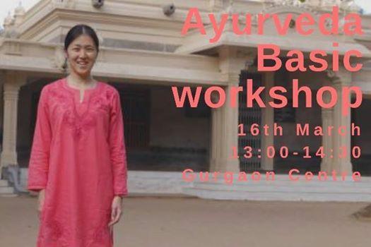 Basic Ayurveda Workshop