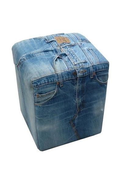 DIY met Jeans Originele jeans-projectjes