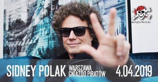 Sidney Polak - Warszawa Gniazdo Piratw