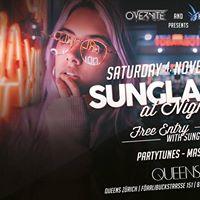 Sunglasses at Night meets Overnite