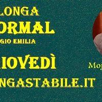 Milonga informal con Marianna Carpene - Mojito Tdj
