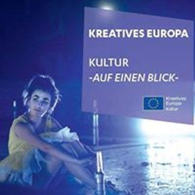Creative Europe Desk Deutschland - Kultur