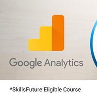 Google Analytics Course (SkillsFuture Credit Eligible)