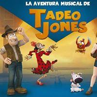 Tadeo Jones Una Aventura Musical en el Caem Salamanca