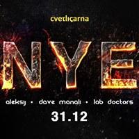 NYE 2018  Cvetliarna 31.12. (12 Hours of Fresh House Music)
