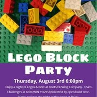 Lego Block Party For Adults