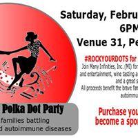 3rd Annual Polka Dot Party Fundraiser