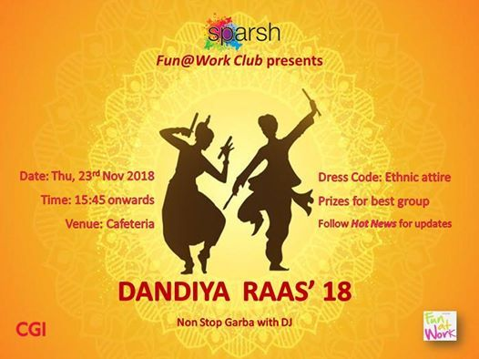 Dandiya Raas 2018