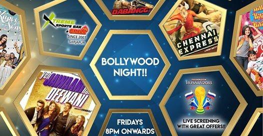 Bollywood Night at Xtreme