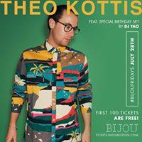 Bijou Fridays Theo Kottis [Anjunadeep]  DJ Tao