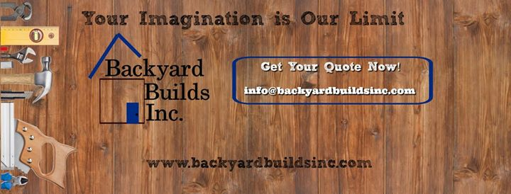 Backyard Builds Inc At Peterborough Home Outdoor And Design Show