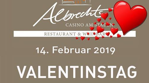 Valentinstag At Albrechts Casino Am Stadenbismarckstrasse 47 66121