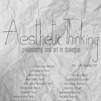 Aesthetic Thinking philosophy and art in dialogue