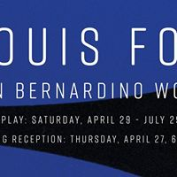 Louis Fox Artist Talk