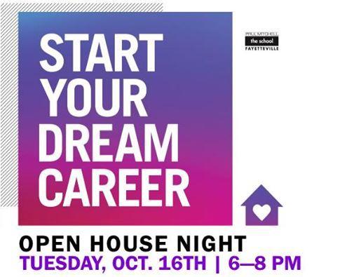 Open House Night At Paul Mitchell The School Fayetteville Nc Carolina