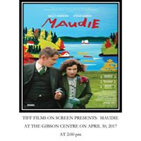 TIFF Films on Screen presents &quotMaudie&quot