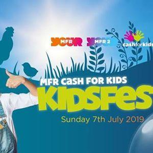 MFR Cash for Kidsfest 2019