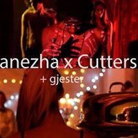 Tirsdagsterapi spesial Ganezha x Cutters  gjester