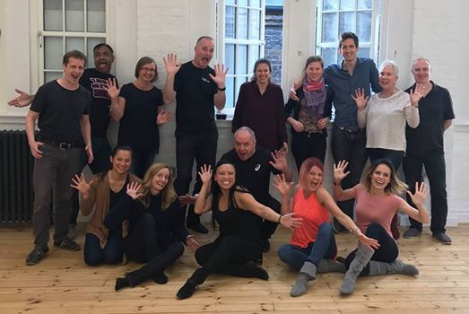 Swing Academy UK WCS Intensive - Wimbledon