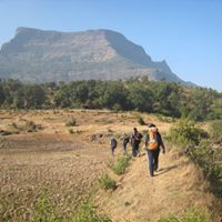 Alang Madan Forts Trek &amp Valley Crossing on 22nd 23rd Jan 2017