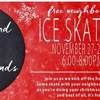 Ice Skating at Southands
