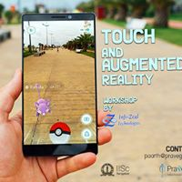 Workshop  Touch &amp Augmented Reality