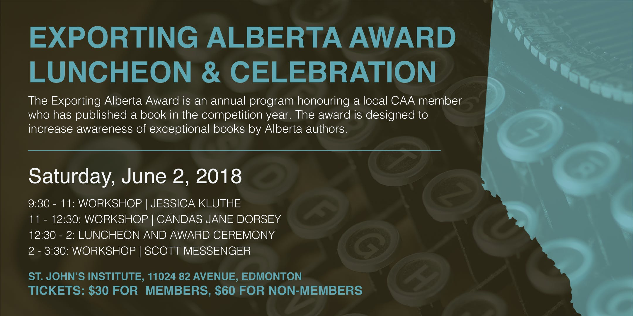Exporting Alberta Awards Luncheon and Celebration