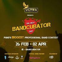 Kingfisher Ultra Presents Bandcubator 2017  Elimination Round 1