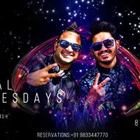 Tribal Wednesday with Tribal Bros Dj Cyrus &amp Percussionist Anish.