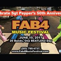 Rotary at The Fab4 Music Festival 2017