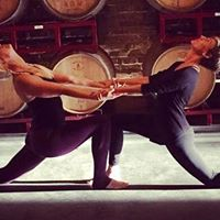 Yoga in The Barrel Room at Skeleton Root  September Edition