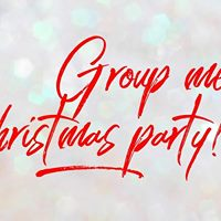 Group Meeting (Christmas Party)