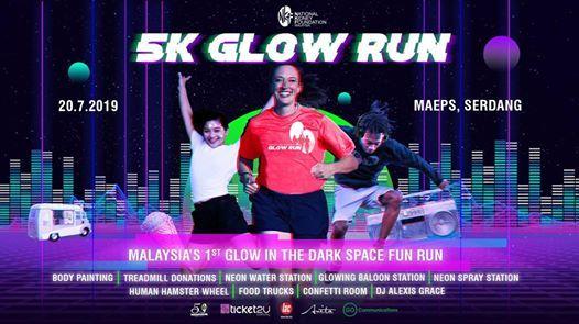 NKF Charity Glow Run