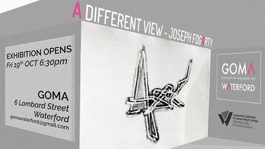 A Different View - Joseph Fogarty