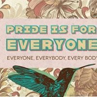 Pride is for Everyone.