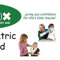 Full Paediatric First Aid