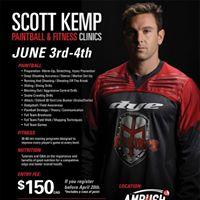 Scott Kemp Paintball &amp Fitness Clinic