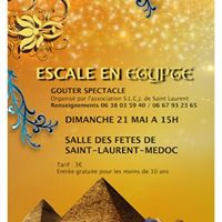Spectacle &quotEscale en Egypte&quot
