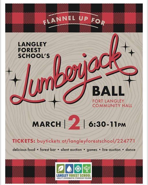 Lumberjack Ball - LFS Fundraiser