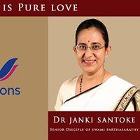 What is Pure Love  a talk by Dr Janki Santoke