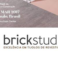 Brick Studio na Expo Revestir 2017