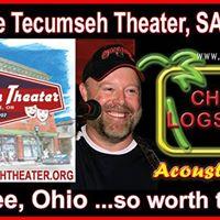 Tecumseh Theater Presents Chris Logsdon