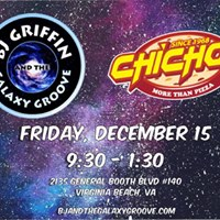 BJ Griffin and the Galaxy Groove play Chichos Strawbridge