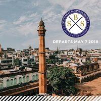 Schwartz Business Society presents India 2018