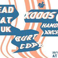 Rascal presents Deadbeat UK &amp Special Guests
