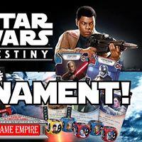 Star Wars Destiny Tournament
