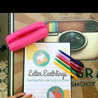 Letter Earthlings - Mumbai