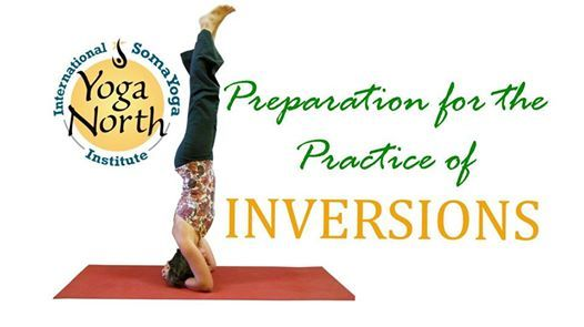 Preparation for the Practice of Inversions