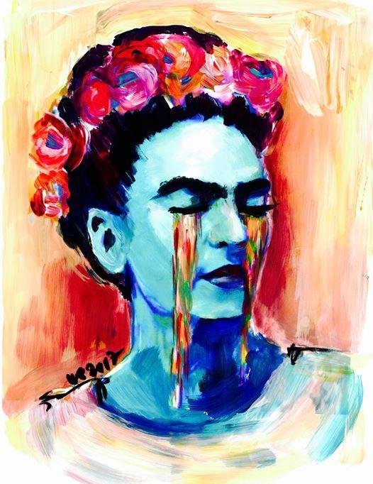 ArtNight Crying Frida am 27.09.2018 in Augsburg
